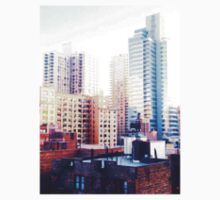 New York City, Skyscrapers by MissCellaneous