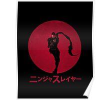 Ninja Slayer Poster