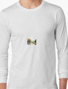 New York City, Central Park Entrance Long Sleeve T-Shirt
