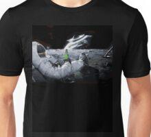 Earth From Moon Funny Sci-Fi Doom Unisex T-Shirt