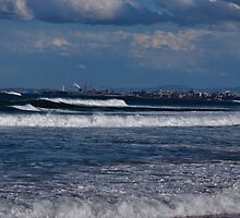 SURF CITY by Cheryl Hall