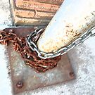 rusty chain by cherie hanson