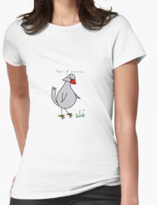 phobia bird T-Shirt