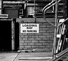 Loading Bay II by Matthew Stewart