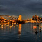 Reflections - The Moods of A City #12 - The HDR Series, Sydney Australia by Philip Johnson