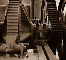 Boom Control Gears by Joe Scialabba