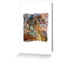 The Atlas Of Dreams - Color Plate 87 Greeting Card