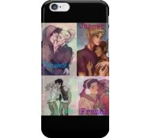 HOO Couples iPhone Case/Skin