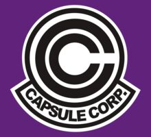 Capsule Corp. by DesignInkz
