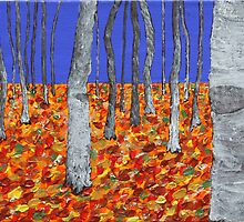 Aspens (widescreen edition) by mrbpaints