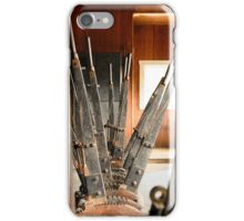 Control Room for Gold Dredge #4 iPhone Case/Skin