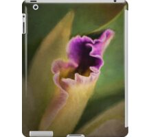 Sleeping beauty awakes iPad Case/Skin