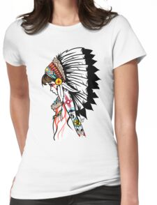 Nuevo Mexico Womens Fitted T-Shirt