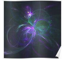 A Subtle Explination of the Fibbonocci Spiral of Life Generated By Complementary Frequencies of Life Poster