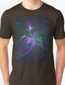 A Subtle Explination of the Fibbonocci Spiral of Life Generated By Complementary Frequencies of Life Unisex T-Shirt