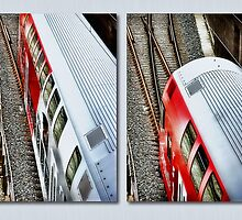Trainspotting by Kurt  Tutschek