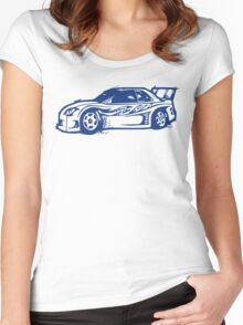 My NEXT Car! Women's Fitted Scoop T-Shirt