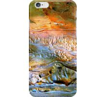 Seaside Abstract iPhone Case/Skin