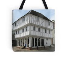 Thaxted Guild Hall Tote Bag
