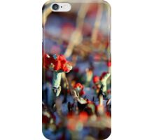 Red Coats iPhone Case/Skin
