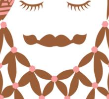 Lady Dwarf: Ymira Sticker