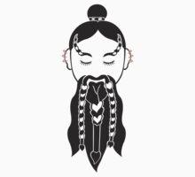 Lady Dwarf: Firi One Piece - Short Sleeve
