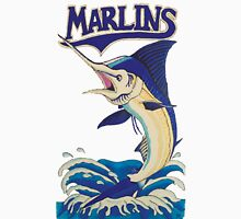 Marlin Pride Men's Baseball ¾ T-Shirt