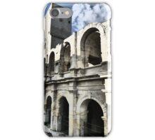 Arles Ampitheatre iPhone Case/Skin