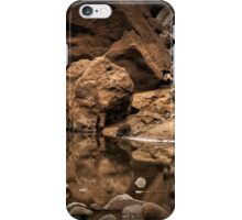 Iguazu - On the Rocks iPhone Case/Skin