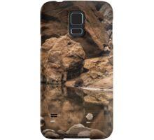 Iguazu - On the Rocks Samsung Galaxy Case/Skin