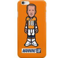 Manning 18 iPhone Case/Skin