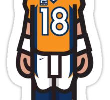 Manning 18 Sticker