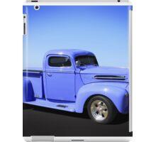 Ford Jailbar iPad Case/Skin