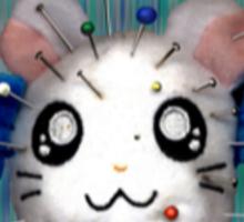 Hellraiser Kitty Sticker