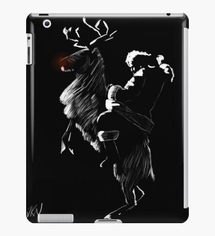 Time Lord Santa iPad Case/Skin