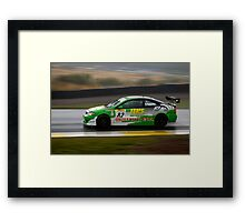 Eco Racing Framed Print
