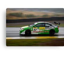 Eco Racing Canvas Print