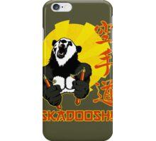 Skadoosh! iPhone Case/Skin