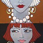 Jezzabelle Twins by marlaakajake