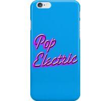 Pop Electric iPhone Case/Skin