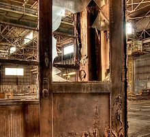 Rusty Entry by Jim Felder