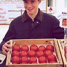 Farmers' Market - Tomatoes by AuntieJ