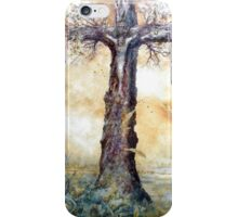 The Earth Christ iPhone Case/Skin
