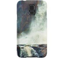 Iguazu Falls - Hitting the Rocks Samsung Galaxy Case/Skin