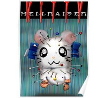 Hellraiser Kitty Poster