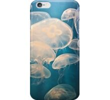 moon jellies iPhone Case/Skin
