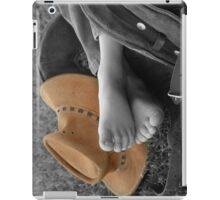 Time For A Nap... Free State, South Africa iPad Case/Skin