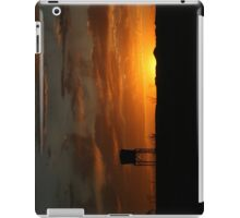 Silhouette... Free State, South Africa iPad Case/Skin