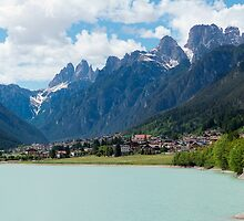 Auronzo di Cadore, Italy  by Nigel Donald