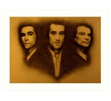 Goodfellas Art Print
